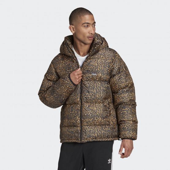 adidas Originals Down Animal-Print Puffer Ανδρικό Μπουφάν