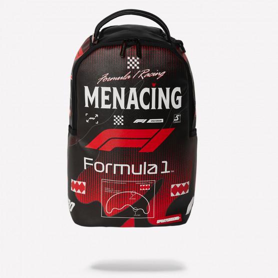 Sprayground X Formula 1 Menacing Backpack 20L