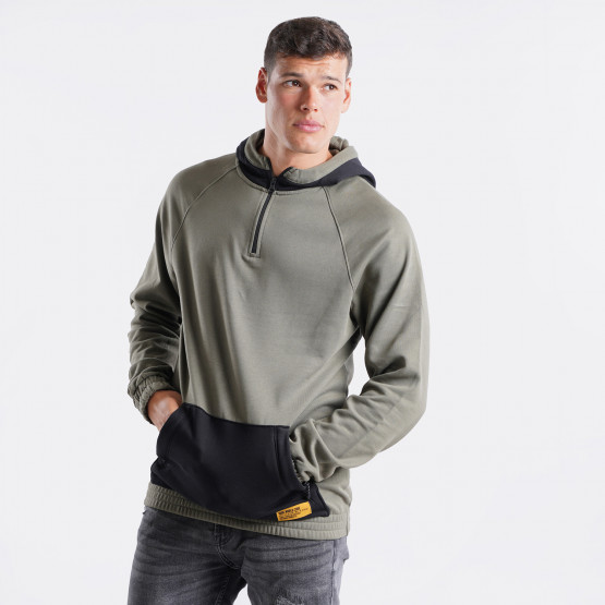 Vans World Code Qzip Ανδρική Μπλούζα με Κουκούλα