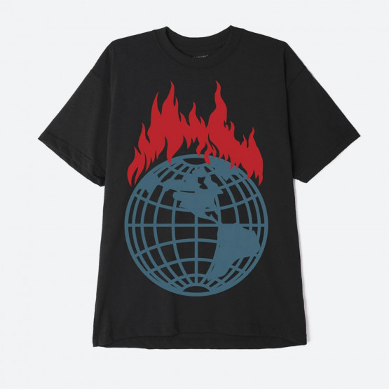 Obey Don?T Just Watch It Burn Sustainable Te