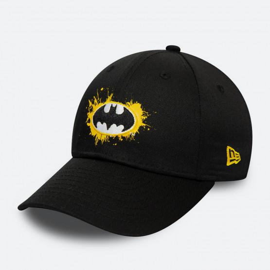 NEW ERA Chyt Paint Base 9Forty Batman  Blk