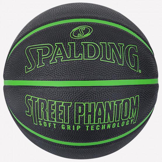 Spalding Street Phantom Blk Green Sgt Sz7 Rubber B