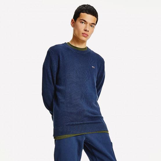 Tommy Jeans Ανδρική Μπλούζα με Μακρύ Μανίκι