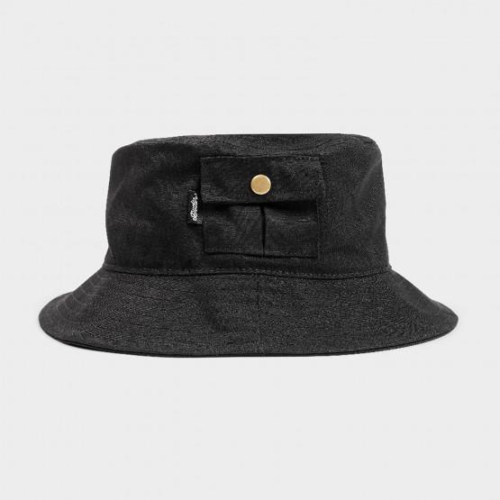 The Dudes Weeder Bucket Hat Black
