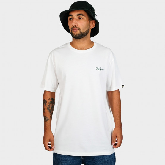 The Dudes Please Off-White Ανδρικό T-Shirt