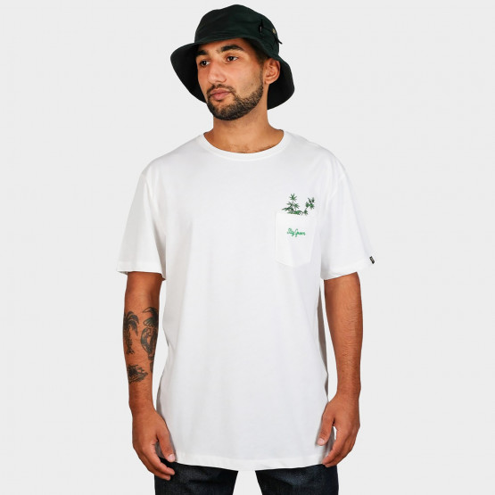 The Dudes Plant For Future Off-White Ανδρικό T-Shirt
