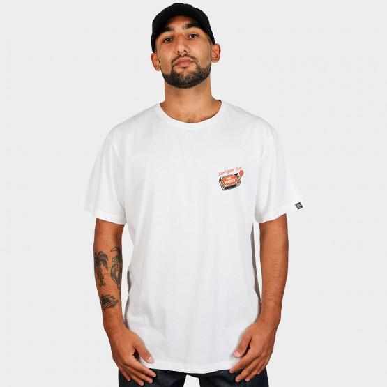 The Dudes Don'T Burn Shit Off-White Ανδρικό T-Shirt