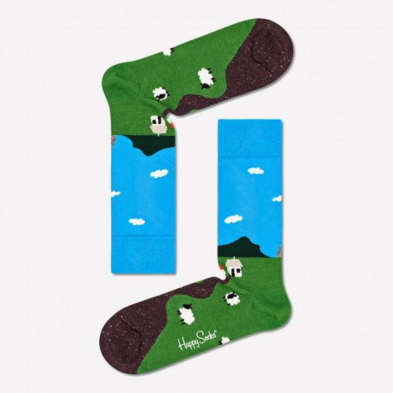Happy Socks Little House On The Moorland Κάλτσες