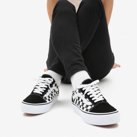 Vans Old Skool Γυναικεία Platforms Παπούτσια