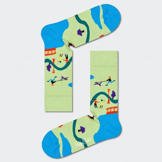 Happy Socks Walk In The Park Ανδρικε΄ς Κάλτσες