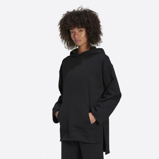 adidas Originals Adicolor Fleece Γυναικεία Φούτερ Με Κουκούλα