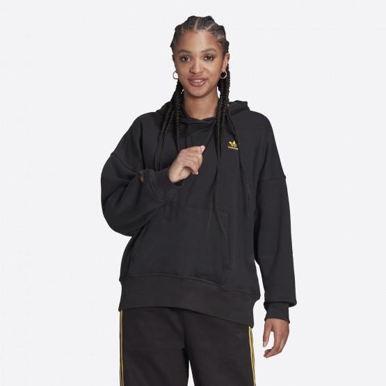 adidas Originals x Marimekko Oversized Γυναικεία Μπλούζα με Κουκούλα