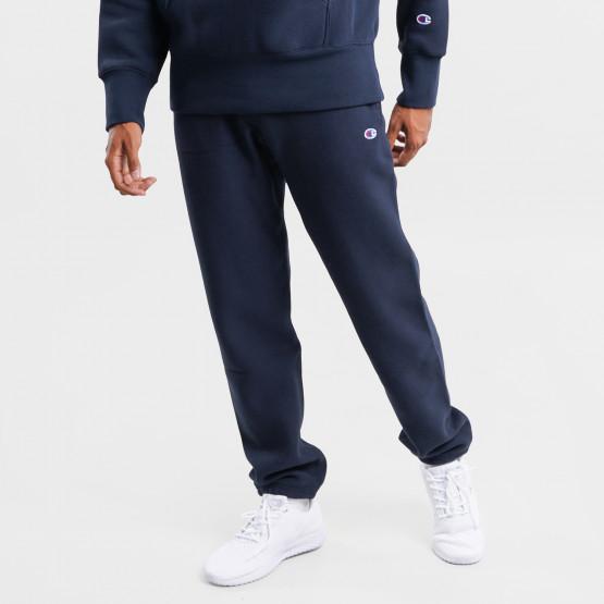 Champion Reverse Weave Elastic Cuff Mens' Track Pants