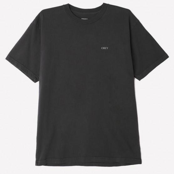 Obey Past Present Future Men's T-Shirt