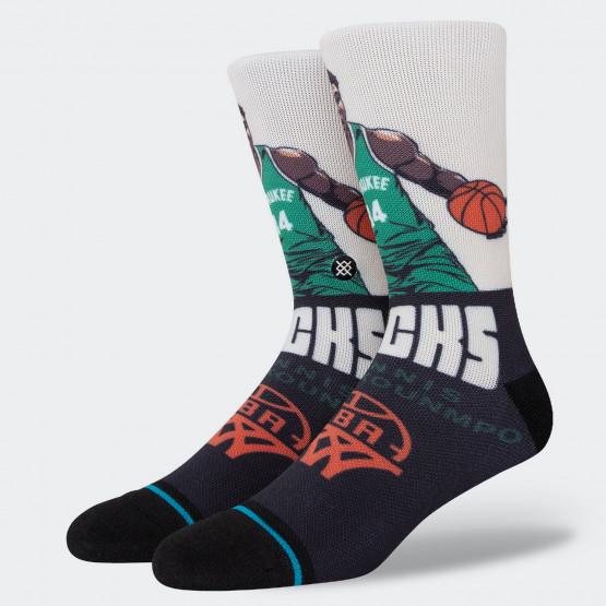 Stance Graded Giannis Unisex Κάλτσες