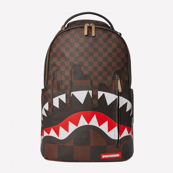 Sprayground Drip Checkered Backpack 20.3L