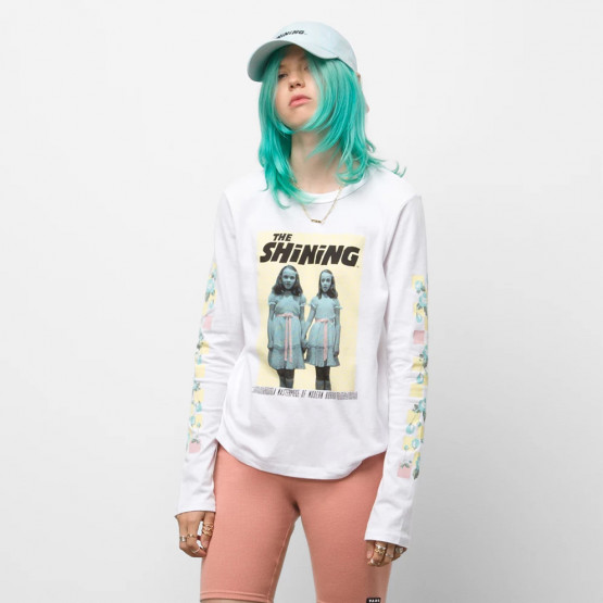 Vans X Horror The Shining Γυναικεία Μπλούζα με Μακρύ Μανίκι