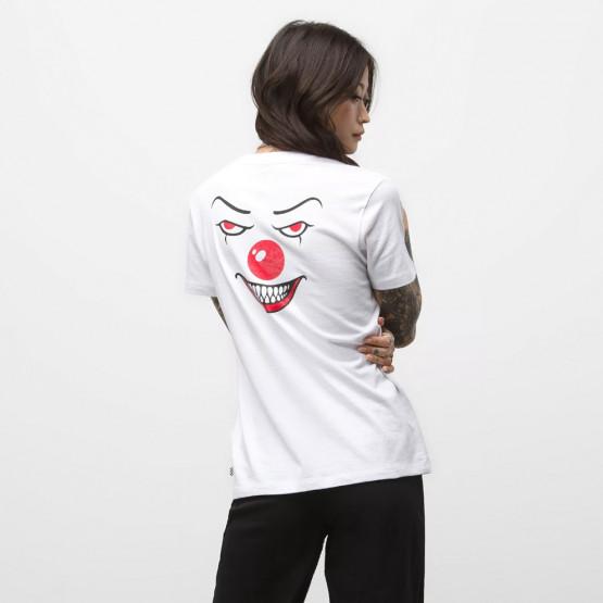 Vans Χ It House of Terror Women's T-Shirt