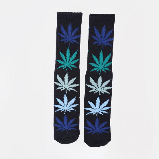 Huf Gradient Leaves Plantlife Unisex Socks