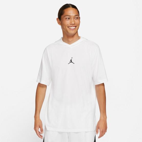 Jordan Dri-FIT Air Performance Men's Short Sleeve Hoodie