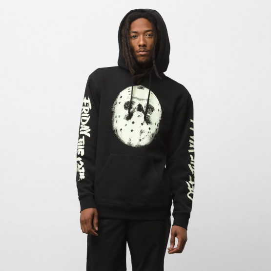 Vans X Horror Friday The 13th Men's Blouse with Long Sleeves
