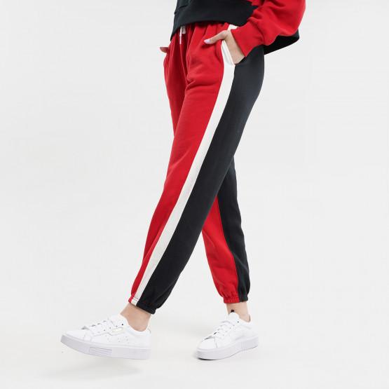 Polo Ralph Lauren Logo Fleece Γυναικείο Παντελόνι Φόρμας