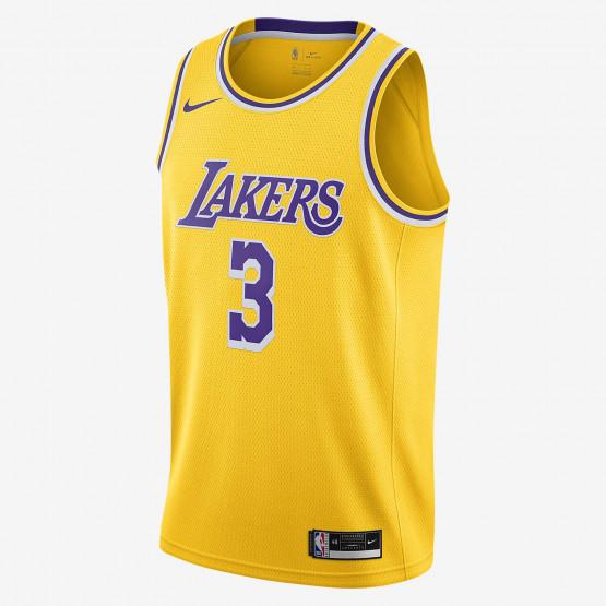 Nike NBA Anthony Davis Los Angeles Lakers Icon Edition 20 Swingman Men's Jersey