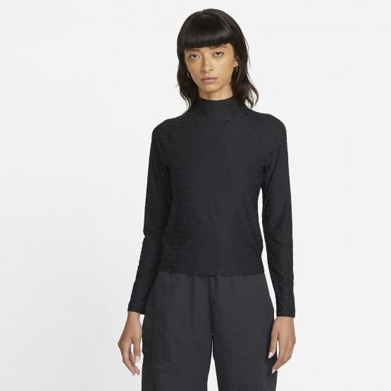 Nike Sportswear Icon Clash Γυναικεία Μπλούζα με Μακρύ Μανίκι