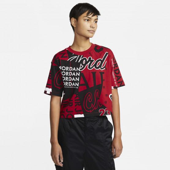 Jordan Heritage Γυναικείο T-Shirt
