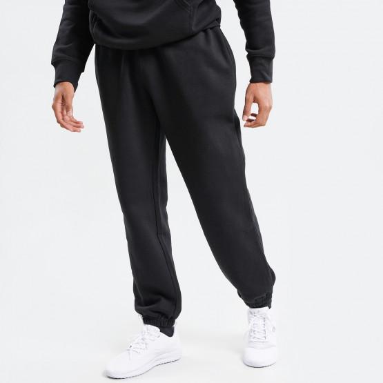 Huf Essentials Fleece Ανδρικό Παντελόνι Φόρμας