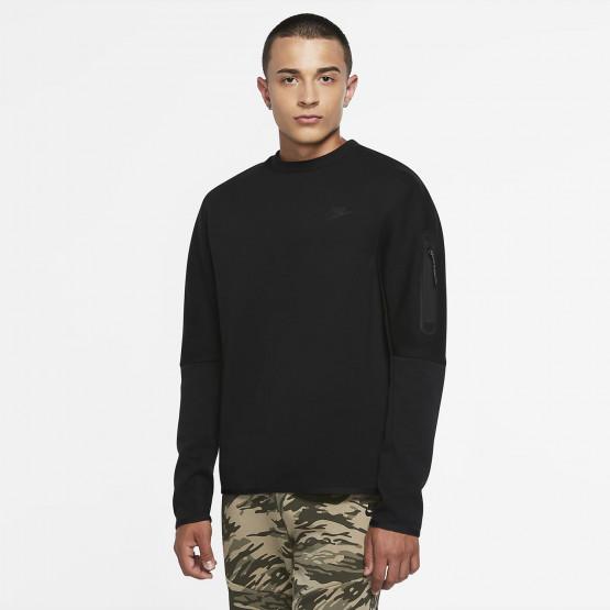 Nike Sportswear Tech Fleece Ανδρική Μπλούζα Φούτερ