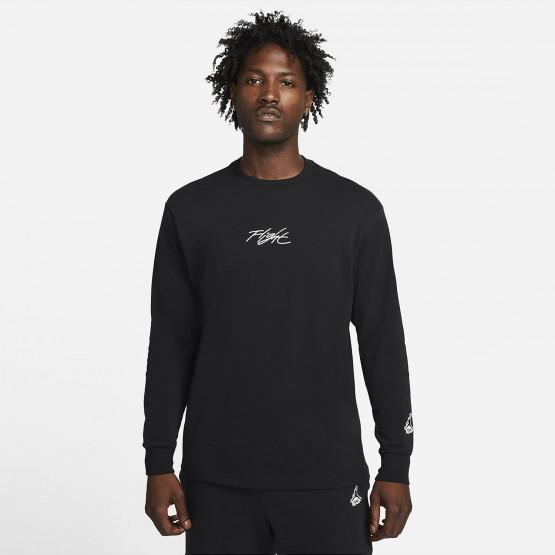 Jordan Flight Essentials Men's Long Sleeve T-Shirt
