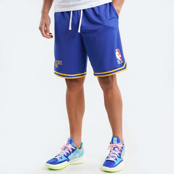 Nike Golden State Warriors Courtside Dna 75 Mens' Basketball Shorts