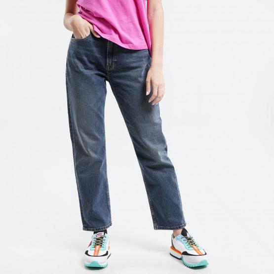 Tommy Jeans Harper High Rish Straigth Ankle Γυναικείο Τζιν Παντελόνι (Μήκος 32 L)