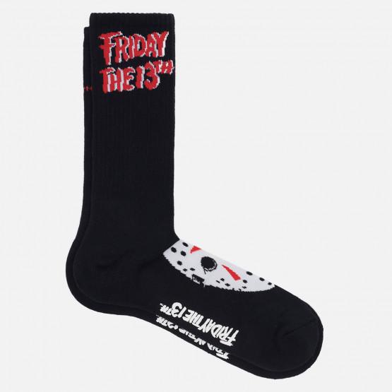 Vans X Horror Friday The 13th Unisex Socks (1 Pair)