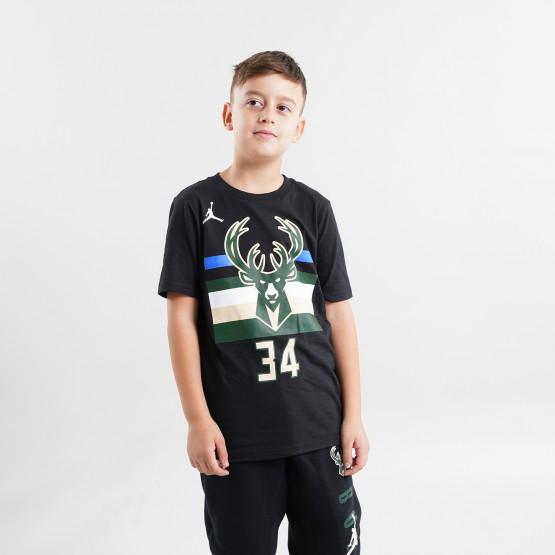 Nike Boys N&N Tee -Statement|Antetokounmpo Giannis