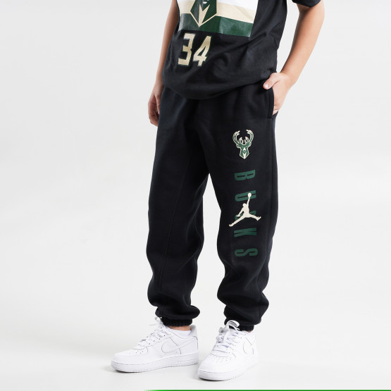 Nike Ya Nk Pant Flc Cts Stmt|Bucks