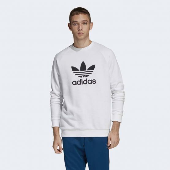 adidas Originals Trefoil Warm-Up Crew Sweatshirt