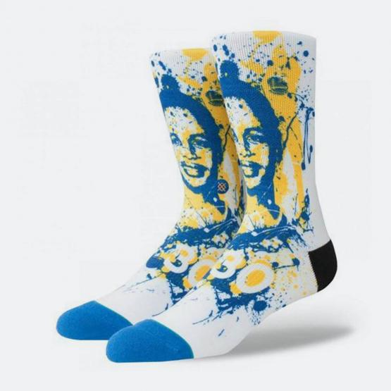 Stance NBA Curry Splatter | Men's Socks