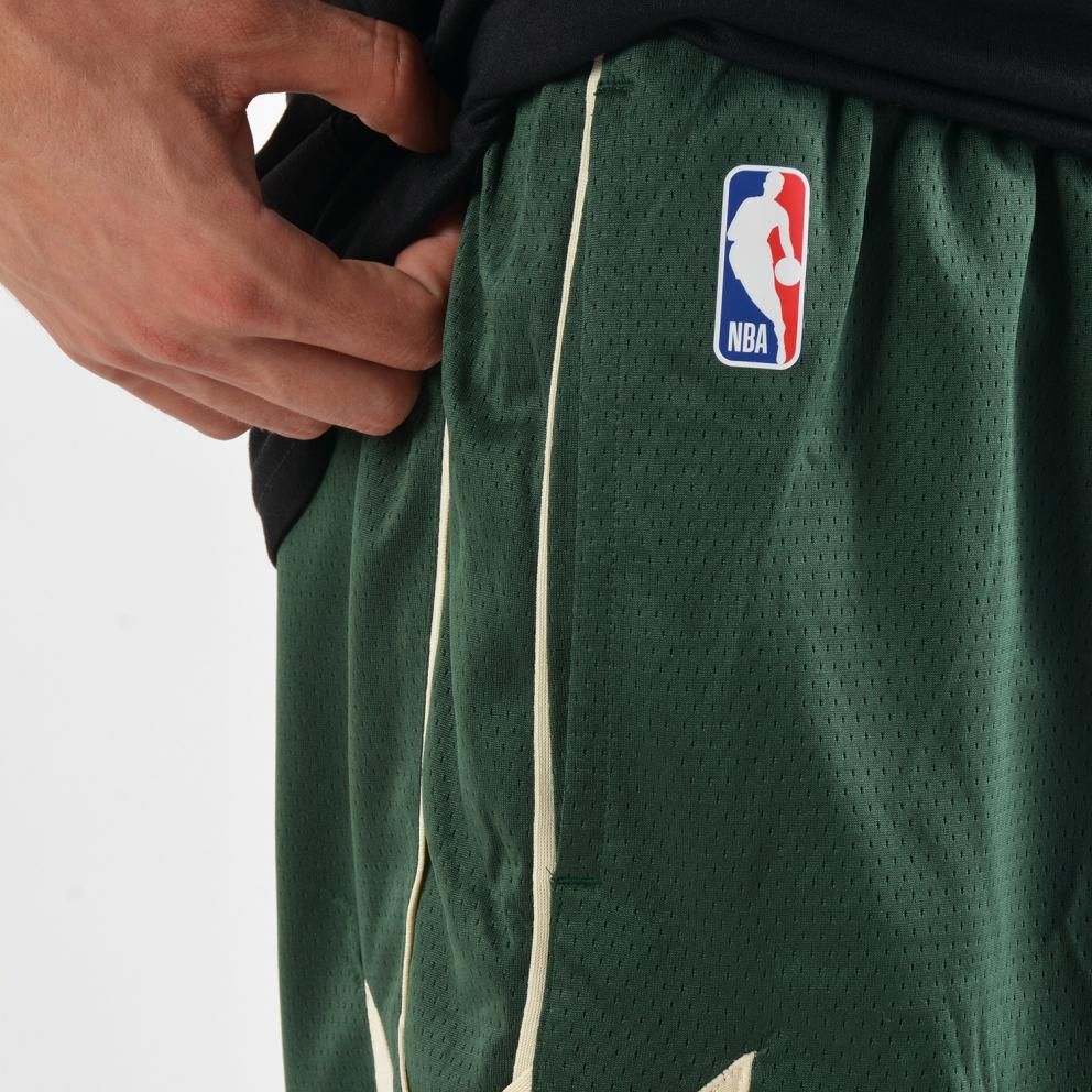 Nike NBA Milwaukee Bucks Icon Edition Swingman Men's Shorts