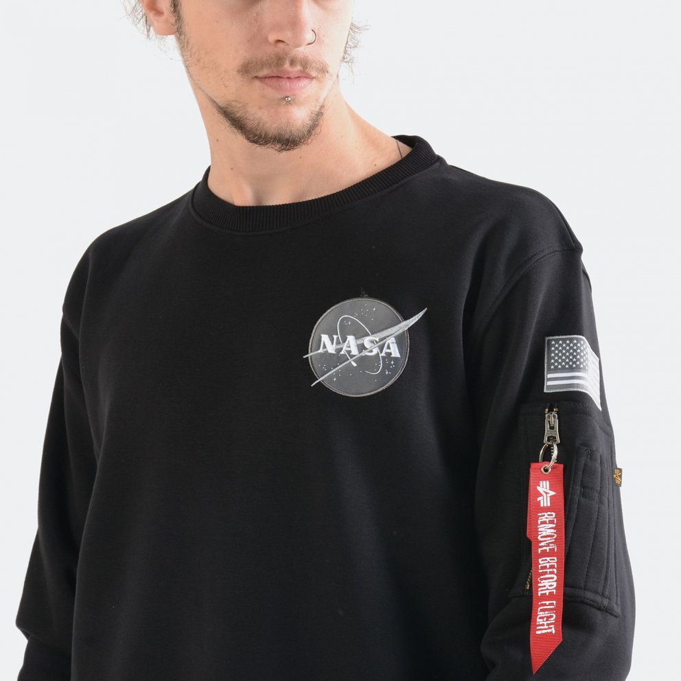 Alpha Industries Space Shuttle Sweater