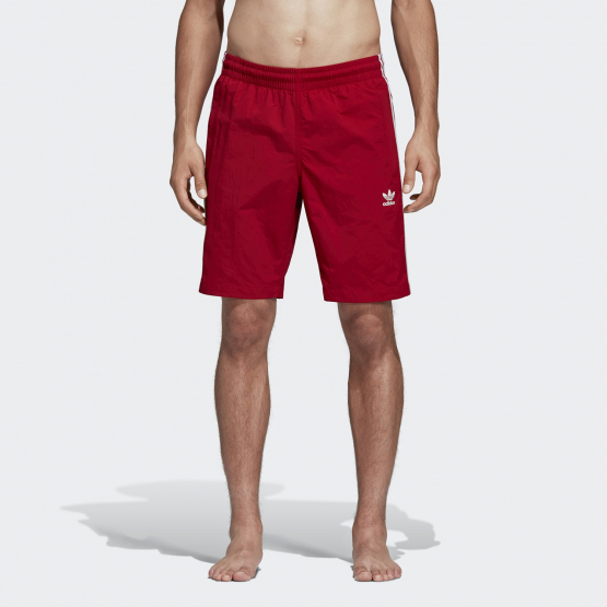 adidas Originals 3-Stripes Swim Shorts - Men's Swim Shorts