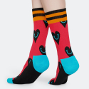 Happy Socks Athletic Smiley Heart Unisex Socks - Unisex Κάλτσες