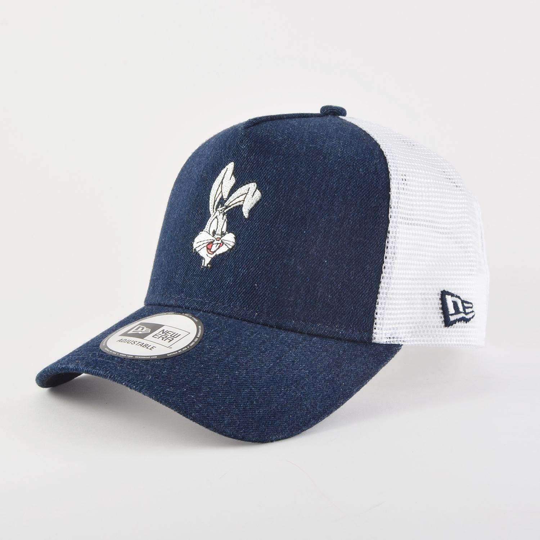 New Era Bugs Bunny Blue Denim Kids Cap (9000028463_38597)