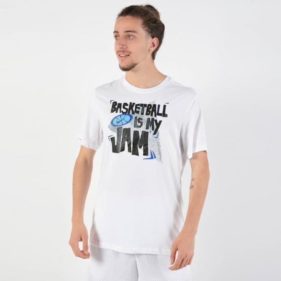 Nike Men's Dry-FIT Jam Tee - Ανδρική Μπλούζα