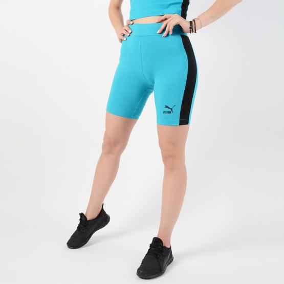 Puma Womens Classics T7 Biker Short - Γυναικείο Σορτσάκι