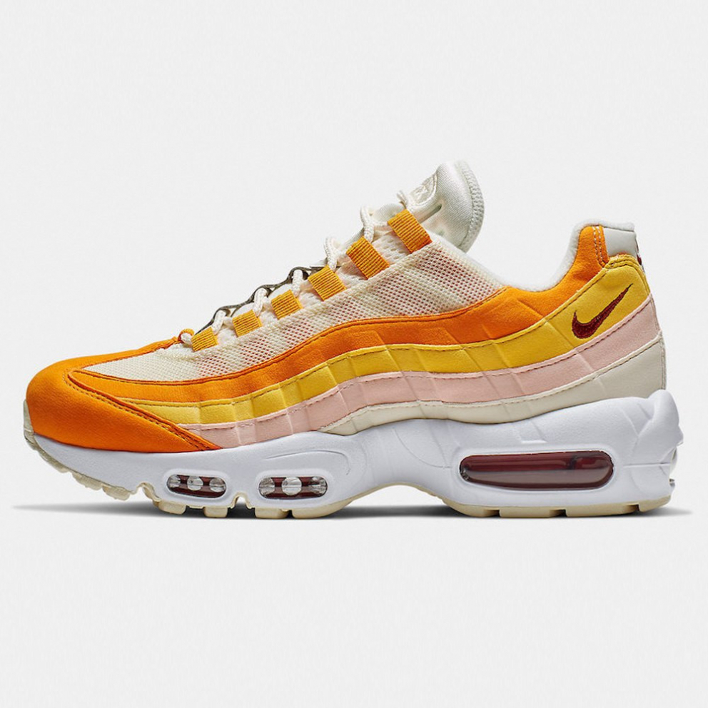 Nike Air Max 95 - Γυναικεία Sneakers PALE IVORY/FIREWOOD ...