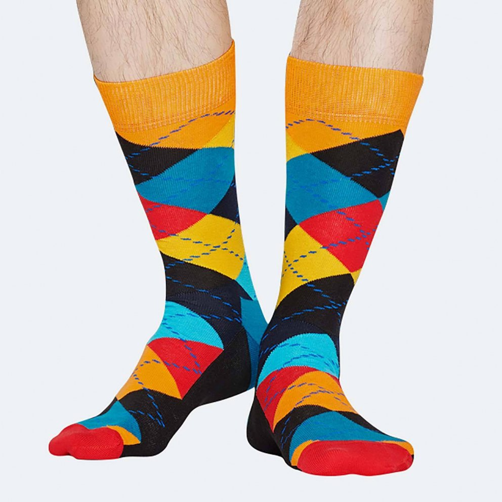 Happy Socks Argyle Unisex Κάλτσες