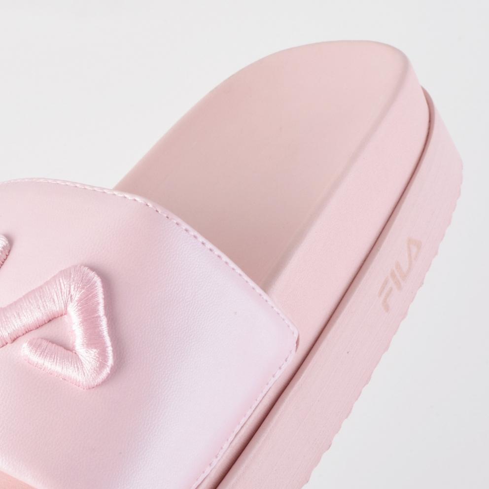 Fila Moro Bay Zeppa - Γυναικείες Slides