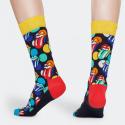 Happy Socks Rolling Stones Big Licks Sock